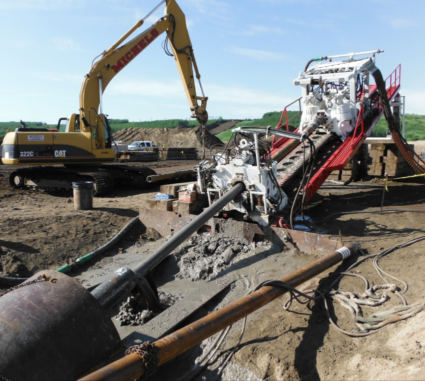 Direct Pipe® Drilling Contractor - Michels Canada